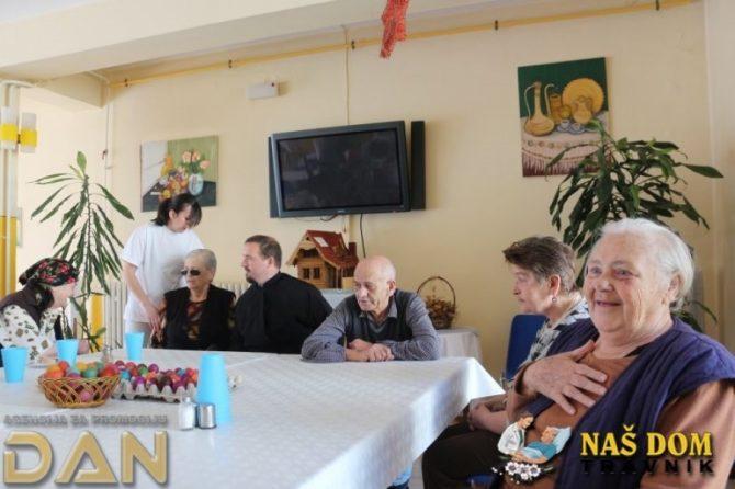 FOTO/VIDEO: Obilježen Vaskrs u Našem domu