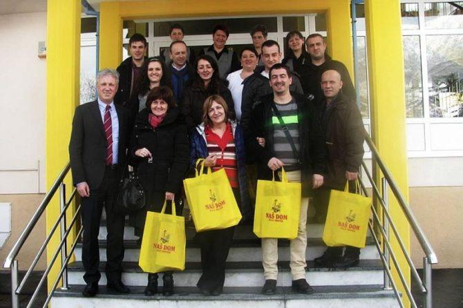 Posjeta Centra za socijalni rad Travnik
