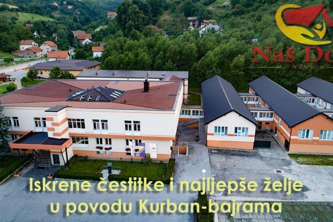 Svim muslimanima upućujemo najljepše želje u povodu Kurban-bajrama