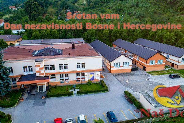 Dragi naši, sretan vam Dan nezavisnosti Bosne i Hercegovine!