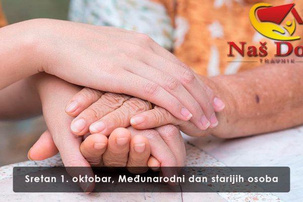 Sretan 1. oktobar, Međunarodni dan starijih osoba